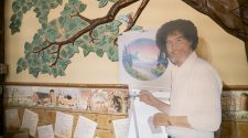 Bob Ross And 'The Joy Of Painting' Resonates With Fans Today : NPR