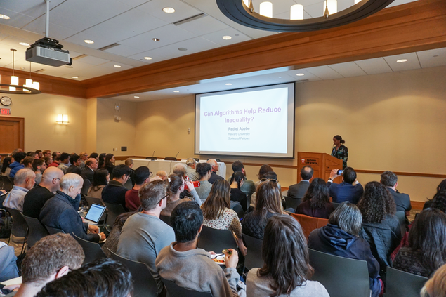Researchers Discuss Technology and Social Justice at Harvard Law School | News