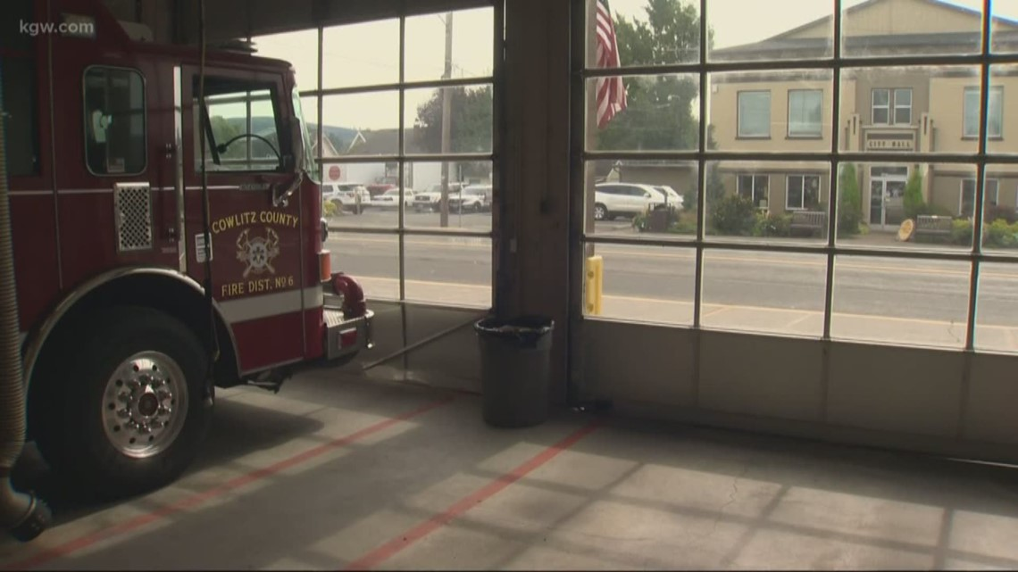 Cowlitz County firefighter's death shines light on mental health