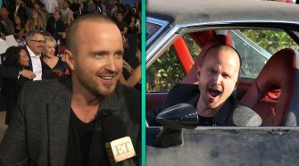Aaron Paul Says Making the 'Breaking Bad' Movie Felt Like a 'Messed Up Family Reunion' (Exclusive)