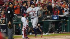 Astros Take Quick Lead vs. Nationals in Game 4: Live Updates