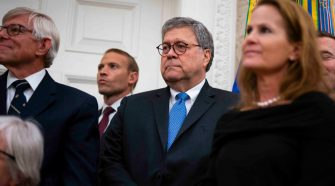 Barr Meets With Murdoch as Trump Steps Up His Criticism of Fox News
