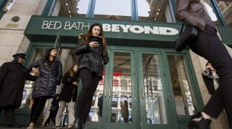 Bed Bath & Beyond, PG&E, Sprint and more