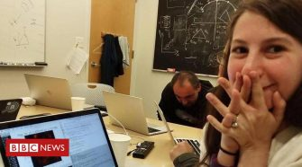 Black hole scientist Dr Katie Bouman on trolling and teamwork