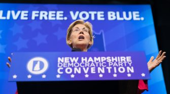 Break-in reported at Elizabeth Warren campaign office in New Hampshire