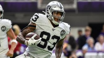 Breaking: Raiders sign TE Darren Waller to long term extension