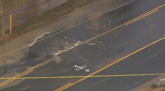 Busy north Charlotte road closes overnight due to water main break