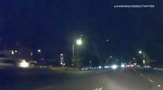 California residents report seeing bright light in sky from Sacramento to San Diego
