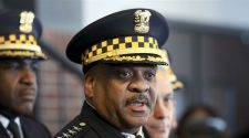 Chicago police superintendent had been drinking before he was found asleep in car