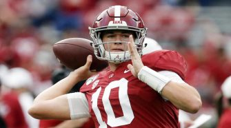College football scores, top 25 rankings, schedule, NCAA games today: Alabama in action, Penn State cruises