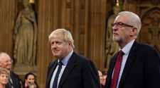 D.U.P. Deals Blow to Brexit Plan as Boris Johnson Heads to Brussels