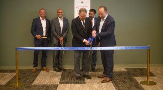 Technology company Sparksoft hosts official opening of facility in Fairmont