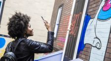 Is the world ready for virtual graffiti?