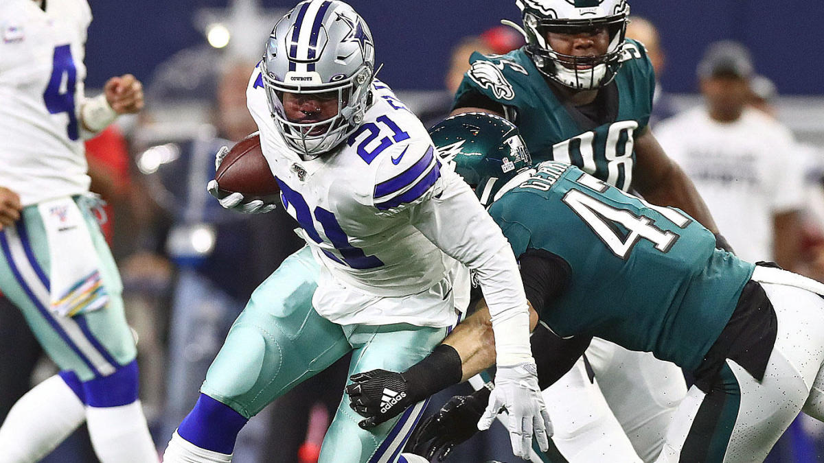 Eagles at Cowboys: Live updates, game stats, highlights for huge NFC East battle on Sunday Night Football