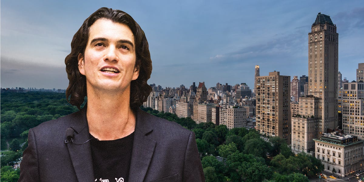 Experts react to Adam Neumann's 'stone-cold crazy' WeWork buyout