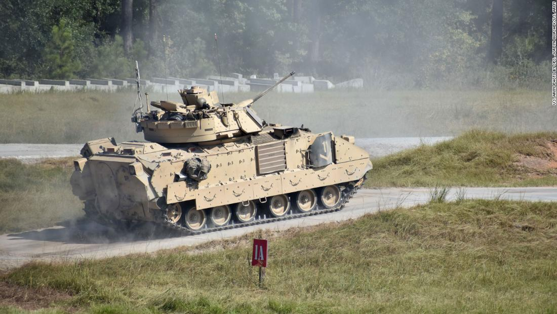 Fort Stewart: Three soldiers killed in training accident at an Army base in Georgia