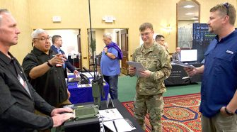Fort Stewart hosts technology expo