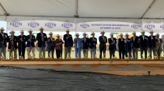 Governor Ivey helps break ground for new business