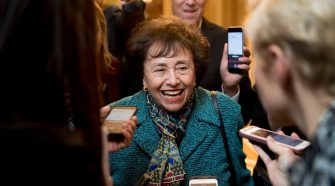 House Appropriations Chairwoman Nita Lowey announces retirement from Congress