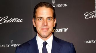 Hunter Biden says he will step down from Chinese company, pledges not work for foreign-owned firms if Joe Biden elected