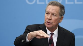 John Kasich calls for Trump's impeachment, sending CNN into 'breaking news' frenzy