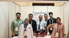 Jordan University of Science and Technology (JUST) wins 1st Middle East Chem-E-Car Competition