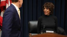 Maxine Waters slams Zuckerberg, raises specter of breaking up Facebook