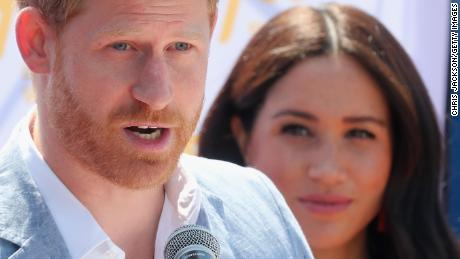Harry and Meghan opened the door to a side of royal life we don't often see