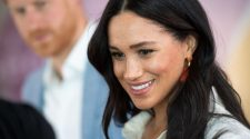 Meghan Markle visits the Tembisa Township to learn about Youth Employment Services during their royal tour of South Africa on October 02, 2019 in Johannesburg, South Africa.