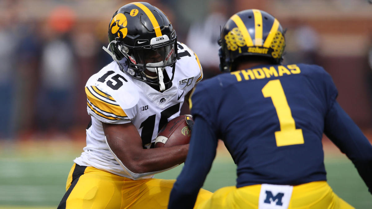 Michigan vs. Iowa score: Live game updates, highlights, college football scores, full coverage