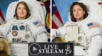 NASA spacewalk LIVE stream: Watch NASA's first ISS all-female spacewalk live online here | Science | News
