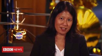 Nasa Mars 2020 Mission's MiMi Aung on women in space