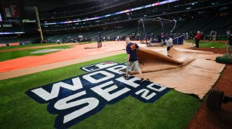 Nationals vs. Astros: Live Score from Game 1 of World Series