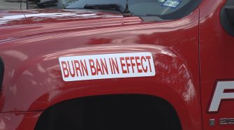 Officials remind Smith County residents of ongoing burn ban, consequences for breaking the law