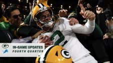 Packers win on a walk-off field goal, 23-22