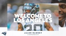 Rams trade for Jaguars CB Jalen Ramsey