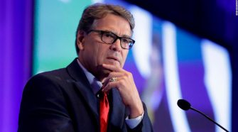 Rick Perry says he 'absolutely' asked Trump to call Zelensky -- just not about the Bidens