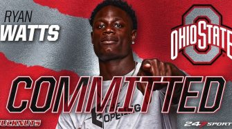 Ryan Watts commits to Ohio State