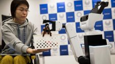 "Tokyo 2020 technology to be a ""catalyst"" for social change"