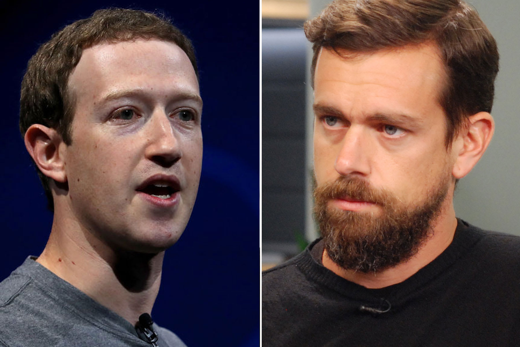Twitter's Dorsey calls out Facebook CEO Zuckerberg on political ads