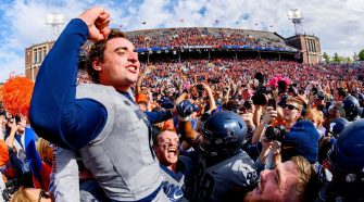 Underdogs thrive, the Pac-12 survives and more in a chaotic Week 8