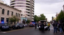 Vancouver apartment shooting: Three people injured at retirement building