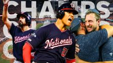 Washington Nationals beat Houston Astros in Game 7