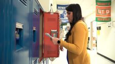 Counselor Encourages Students to Pass Notes for Mental Health