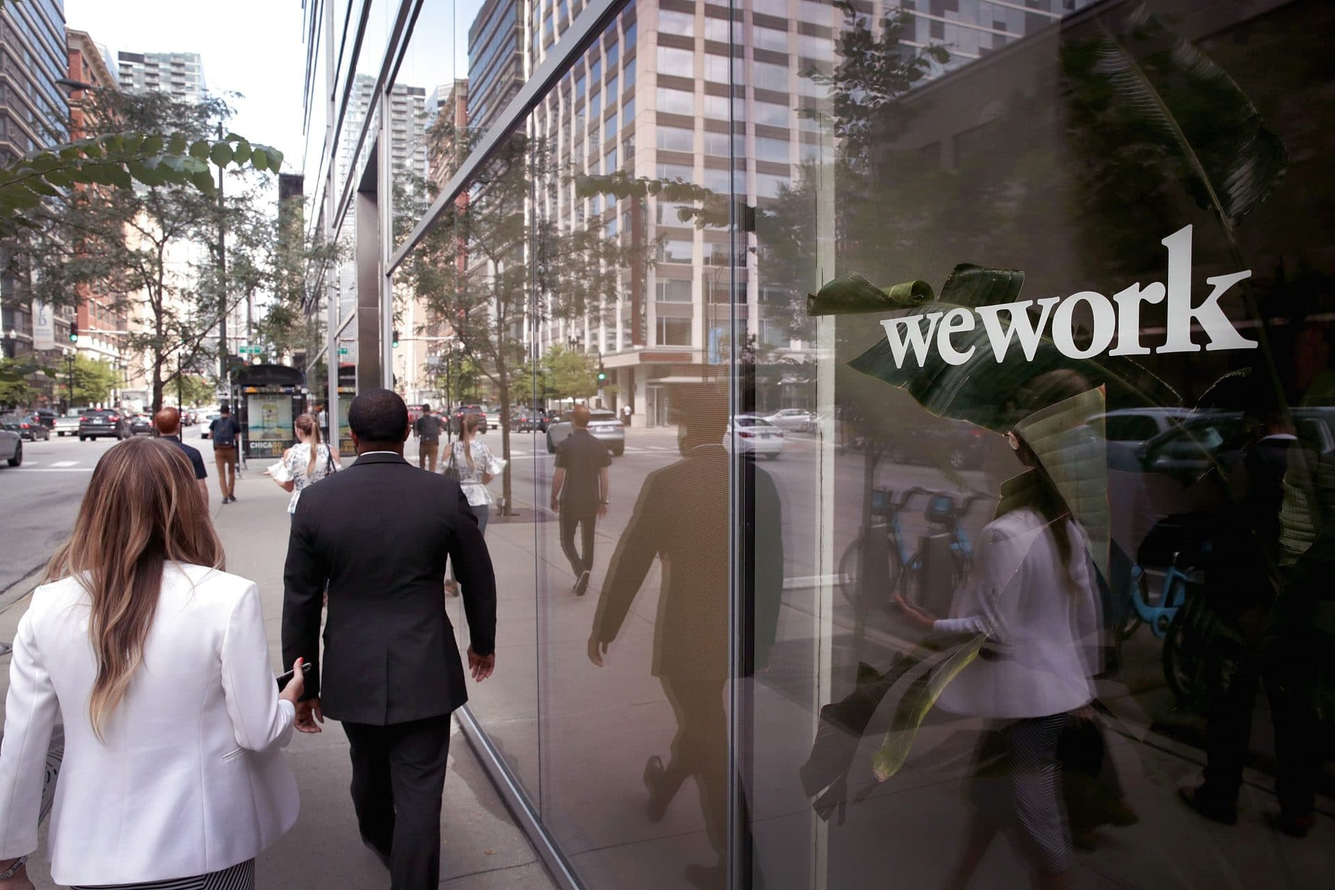 Without deal, WeWork would have been out of money next Friday, sources say
