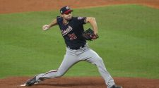 World Series: Nationals scratch Max Scherzer from Game 5 start due to neck and back spasms