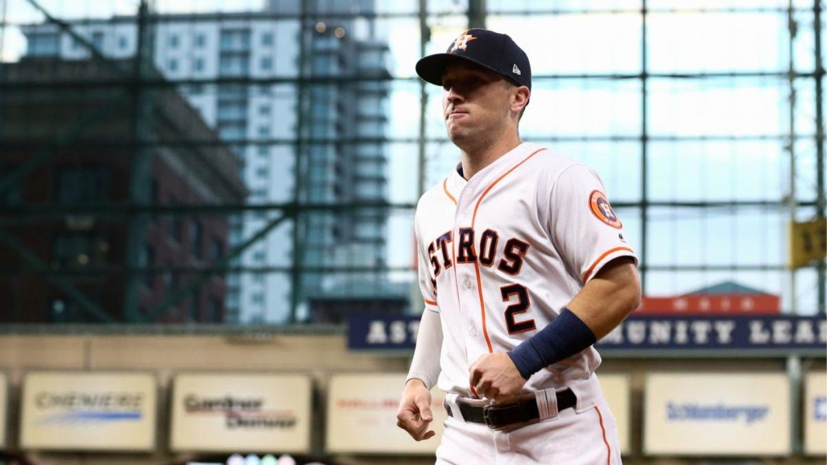 Yankees vs. Astros score: Live ALCS Game 1 updates, highlights, full coverage