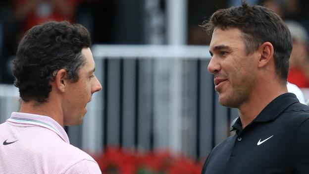 Brooks Koepka: World number one dismisses notion of McIlroy rivalry