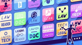 Lawyers' next challenge: too much technology