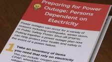 Staying safe and healthy during a Public Safety Power Shutoff